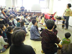 講座風景    /photo. Junji Yamanaka